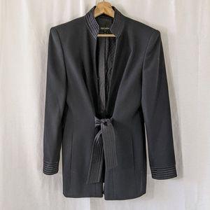 Vintage Escada wool & silk tailored jacket